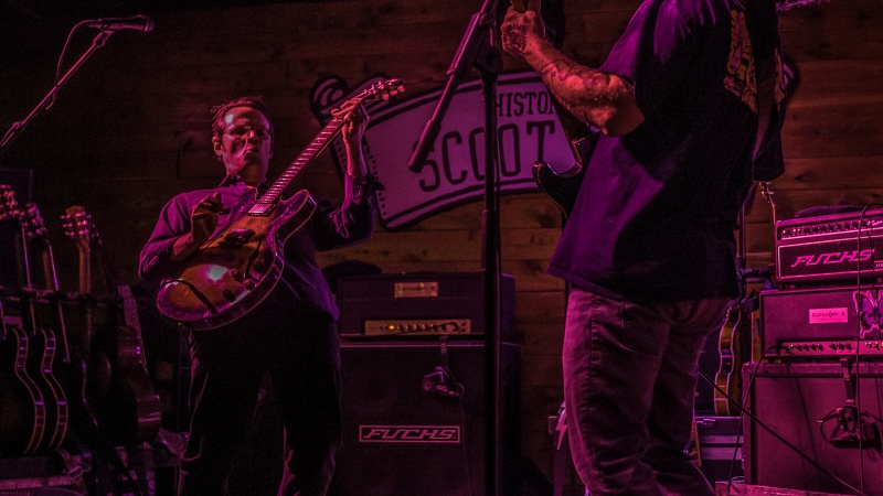 Anders Osborne / North Mississippi Allstars