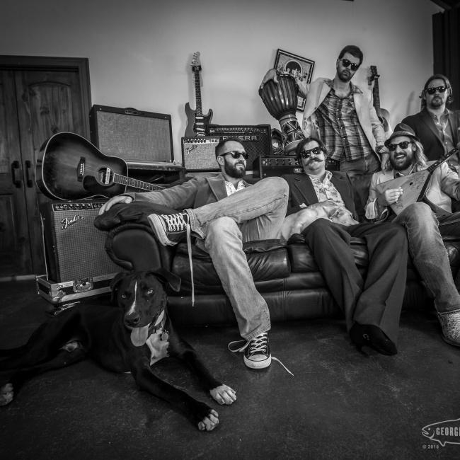 Graveltooth - In the Studio